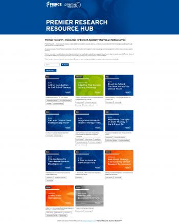Content Hub Explore Page